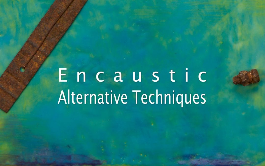 Encaustic Elements Workshop