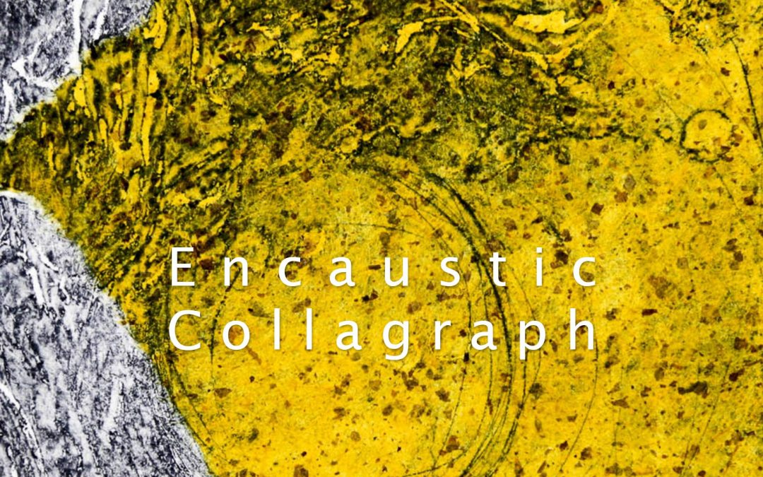 Encaustic Collagraph Workshop